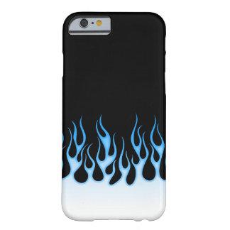 Chamas feitas sob encomenda do hot rod da cor capa barely there para iPhone 6