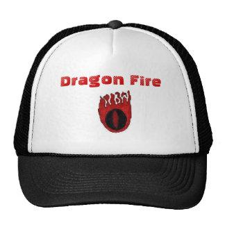 Chapéu 1 do fogo do dragão boné