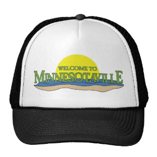 Chapéu 2 de Minnesotaville Boné