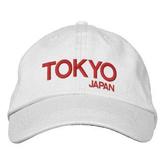 Chapéu ajustável de Japão - de Tokyo Boné Bordado