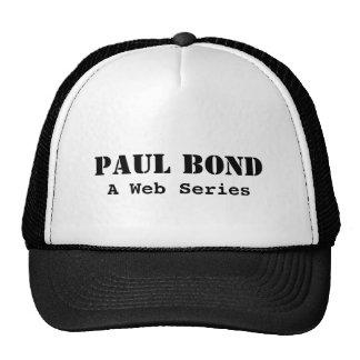 Chapéu bond do camionista de Paul Boné