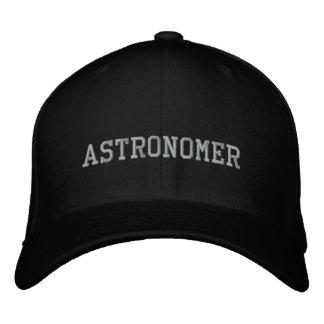 Chapéu bordado astrónomo boné bordado