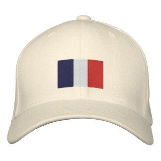 Chapéu bordado bandeira de lãs do flexfit de Franc Bone Bordado