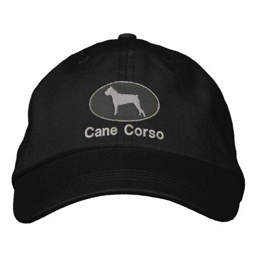 Chapéu bordado Corso do bastão (escuro) Boné