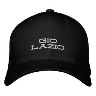 Chapéu bordado Lazio do Gio Boné Bordado