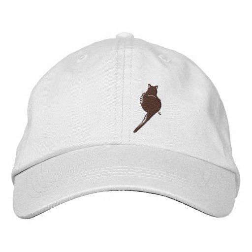 Chapéu bordado pantera bonés bordados