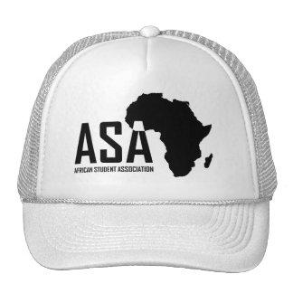 Chapéu branco do camionista do ASA Boné