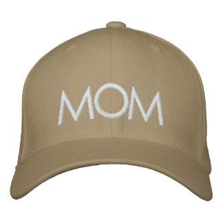 Chapéu com enumeração das funções da mãe boné bordado