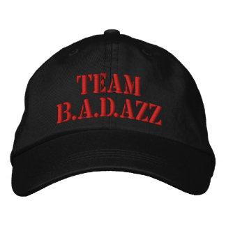 Chapéu da equipe B.A.D.azz Boné Bordado
