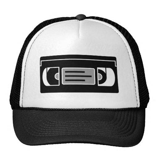 Chapéu da fita de VHS Bonés