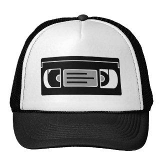 Chapéu da fita de VHS Boné