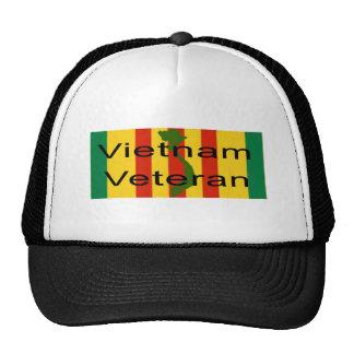 Chapéu da fita do veterano de Vietnam Boné