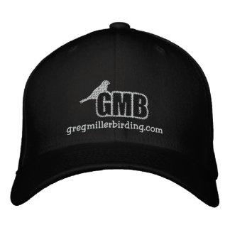 Chapéu da mistura de lãs do flexfit do logotipo de boné bordado