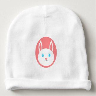 Chapéu da páscoa do bebê do coelho de coelho gorro para bebê