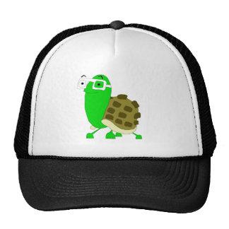 Chapéu da tartaruga do geek boné