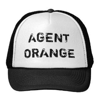 Chapéu de Agent Orange de Parablast Boné