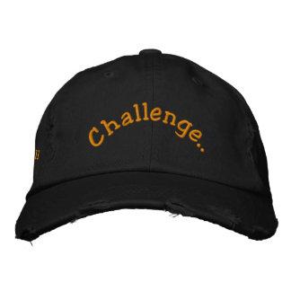 Chapéu de Badass do desafio Bones