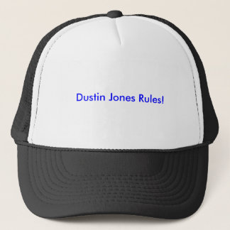 Chapéu de Dustin Jones Boné