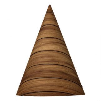 Chapéu De Festa Casa da quinta de madeira rústica do país