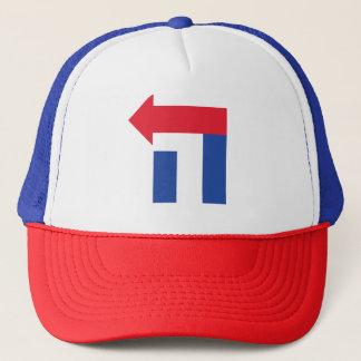 Chapéu de Hillary do hebraico Hey Boné