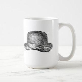 Chapéu de jogador do Victorian Caneca De Café