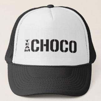 Chapéu de TEAM-CHOCO V2 Boné