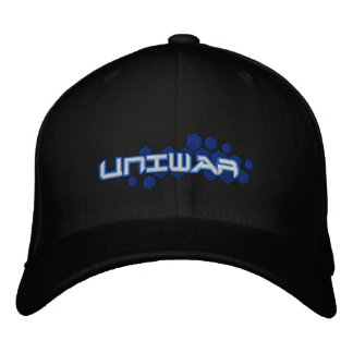 Chapéu de UniWar Boné Bordado