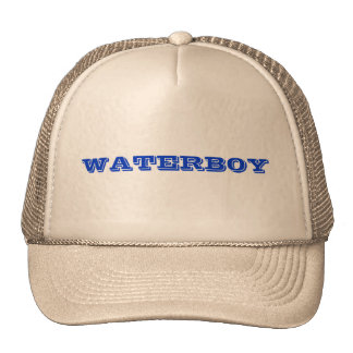 Chapéu de Waterboy Boné