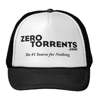 chapéu de ZeroTorrents.com Boné