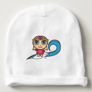 Chapéu do bebê do Beanie do algodão da menina do Gorro Para Bebê