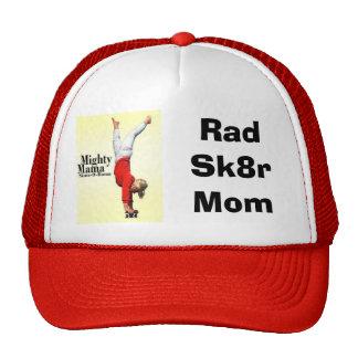Chapéu do camionista da mamã do Rad Sk8r das mães  Boné