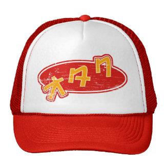 Chapéu do camionista de Otaku do vintage Boné