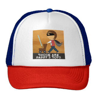 Chapéu do camionista de TADT Boné