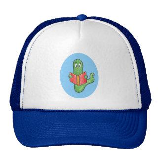 Chapéu do camionista do leitor ávido boné