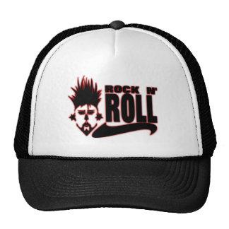 Chapéu do camionista do ROLO da ROCHA N Boné