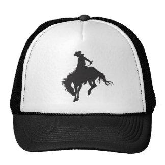 Chapéu do cavaleiro do Bronc Bonés