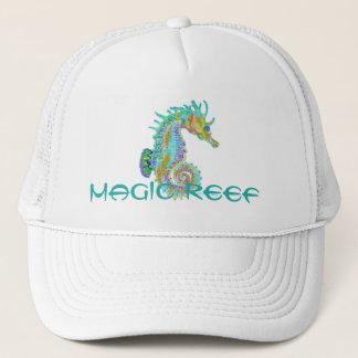 Chapéu do cavalo marinho boné