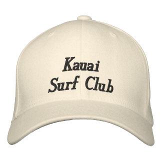 Chapéu do clube do surf de Kauai Boné Bordado