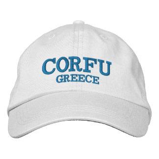 Chapéu do costume da piscina de Corfu Boné Bordado