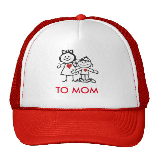 chapéu do dia das mães boné
