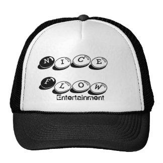 Chapéu do entretenimento do Agradável-Fluxo Bonés