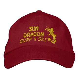Chapéu do esqui do surf n do dragão de Sun Boné Bordado