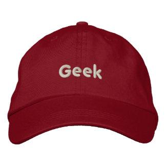 Chapéu do geek boné bordado
