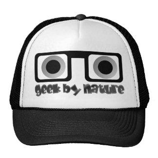 Chapéu do geek por natureza boné