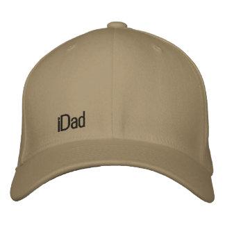chapéu do iDad Boné Bordado