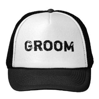 Chapéu do noivo boné