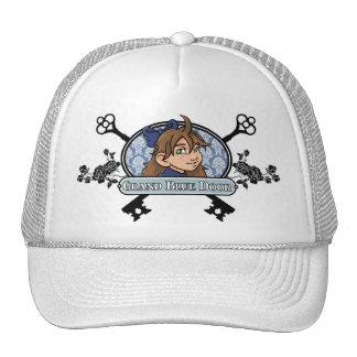 Chapéu do onna de Fiona Bonés