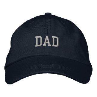 Chapéu do PAI Boné Bordado