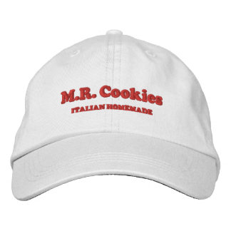 Chapéu do SR. BISCOITO Boné Bordado