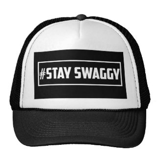 Chapéu do #STAY SWAGGY Boné